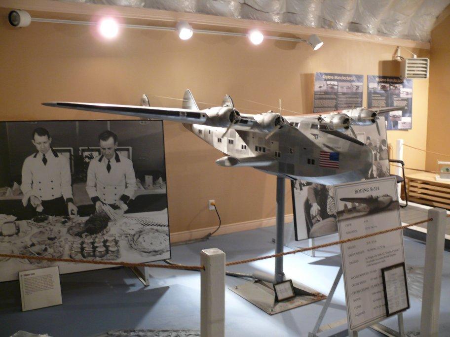 Boeing B-314 Flying Boat