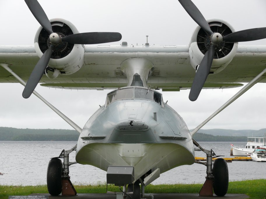 Catalina Canso Flying Boat